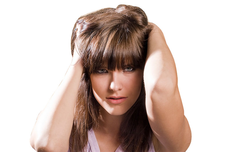 kako spreciti masnu kosu