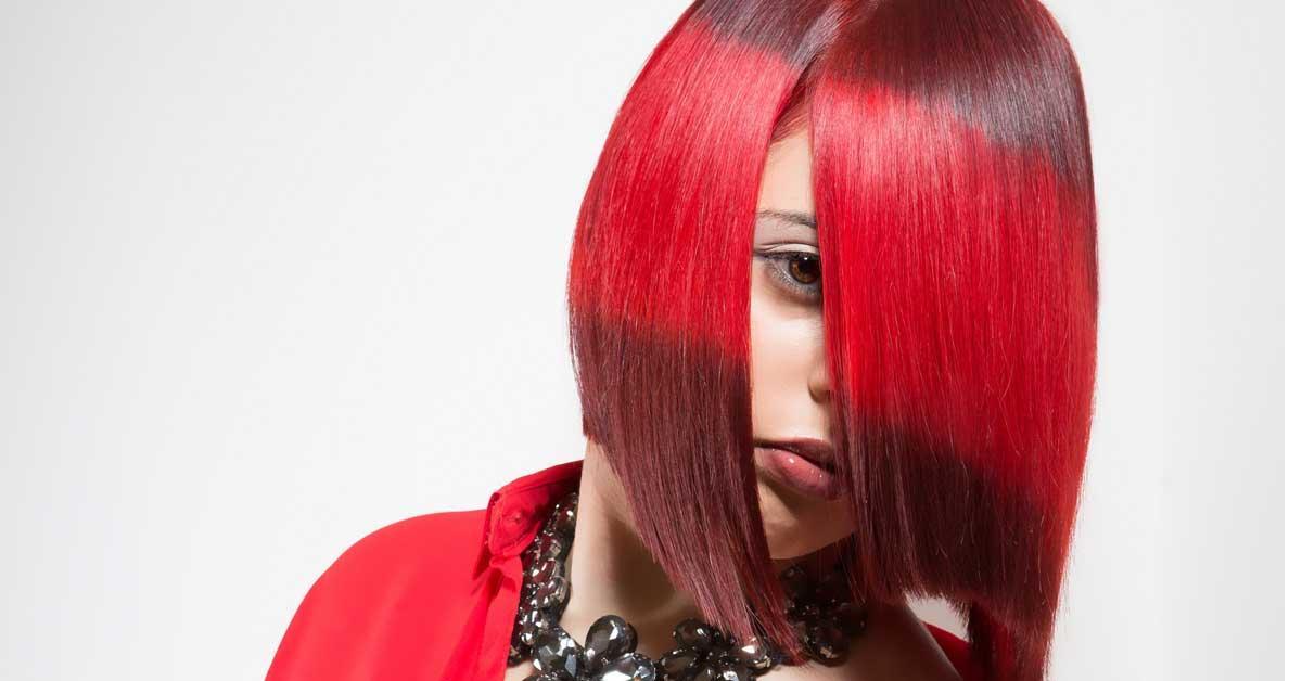 staklena kosa
