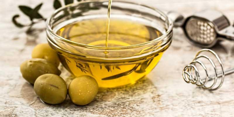 maska protiv opadanja kose sa maslinovim uljem