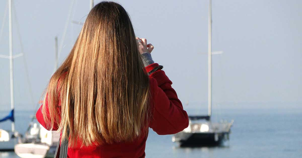 Jednostavne I Brze Frizure Za Ravnu Kosu Sve O Kosi