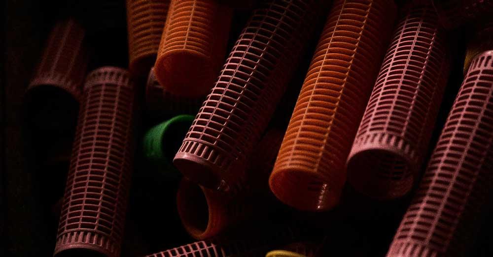 plastični vikleri za kosu