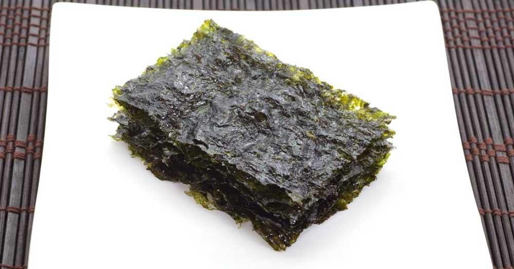 maska za kosu od algi
