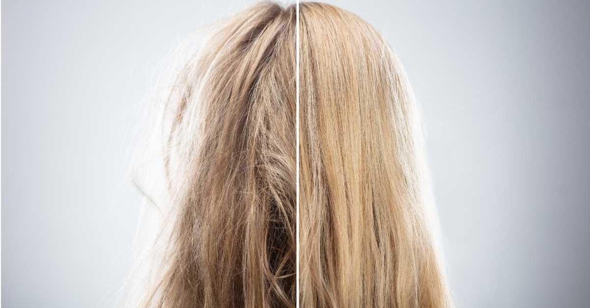 Izgorela kosa može da se oporavi!Evo i načina!