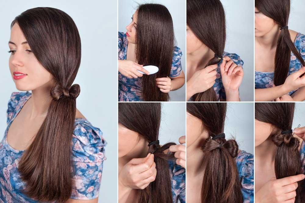 svečane kratke frizure