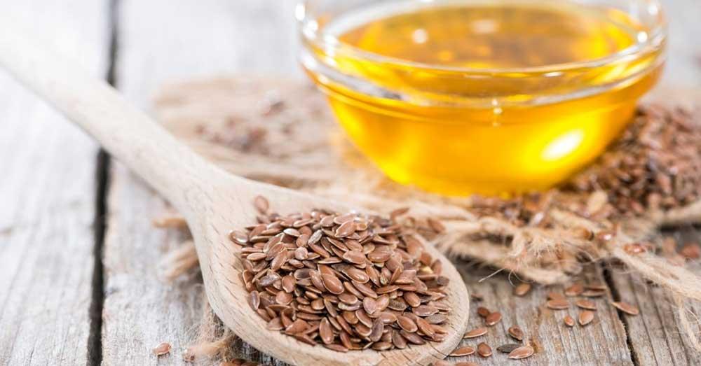 laneno ulje za kosu upotreba
