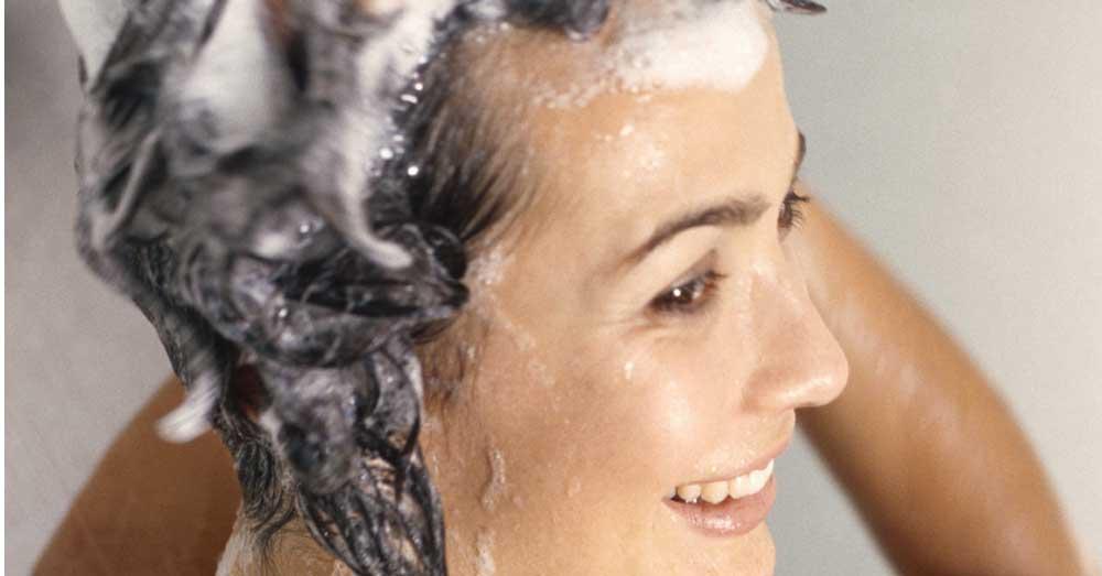 dubinsko pranje kose kod kuce