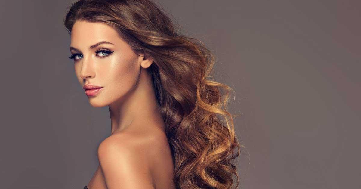 Lešnik boja kose za dame sa stilom!