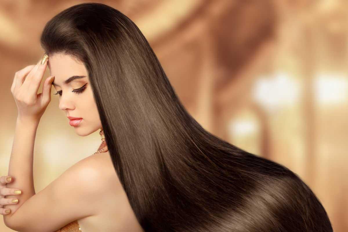 San svake devojke je svilenkasta kosa!