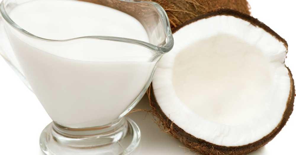 kokosovo mleko za rast kose