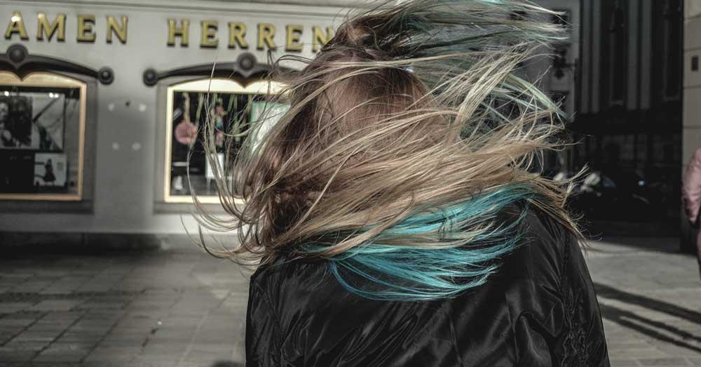 skidanje farbe sa kose kod kuće