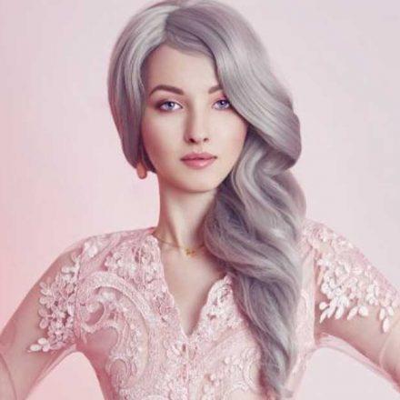 Pepeljasta boja kose! Boja koja je najviše tagovana na instagramu!