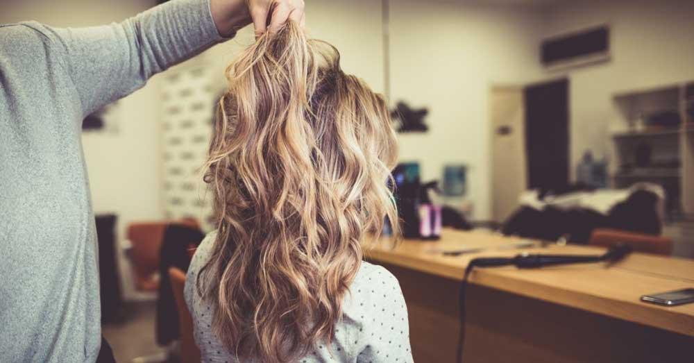 zaštita kose od toplote pegle