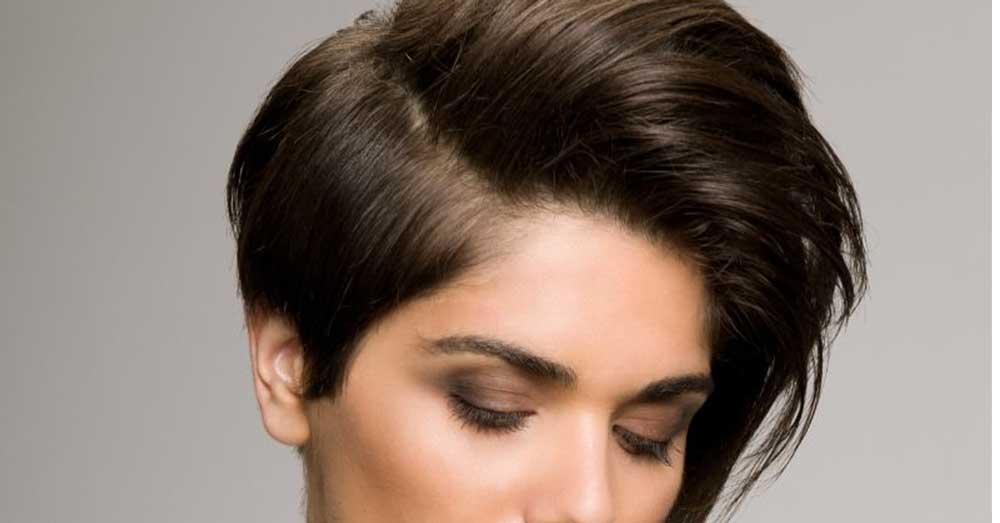 asimetrične frizure srednje dužine