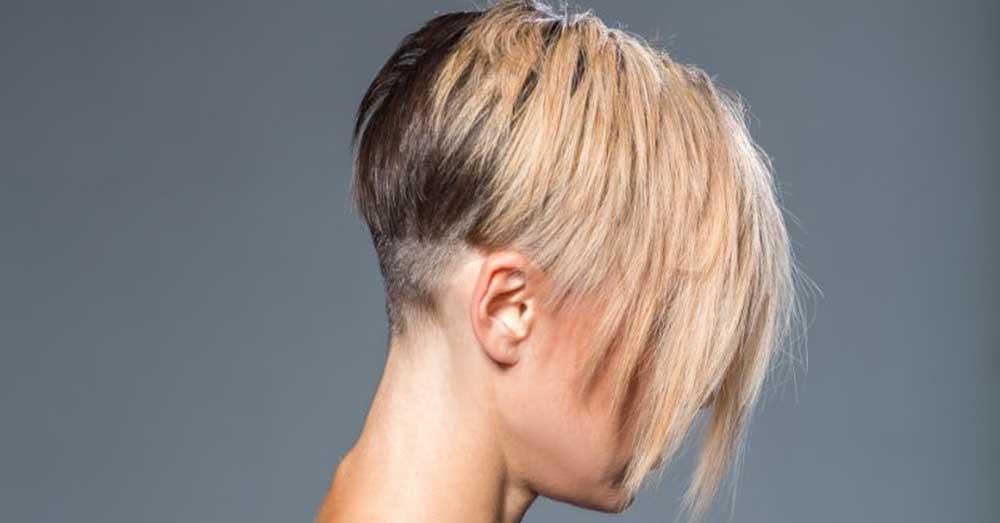 asimetrične frizure kratka kosa