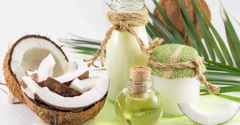 maske za kosu od kokosovog ulja i meda