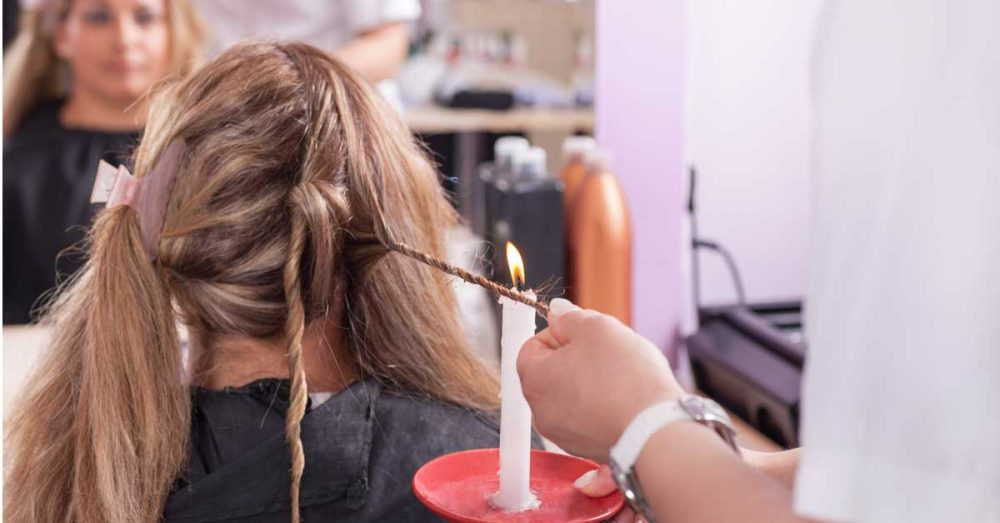šišanje svećom cena