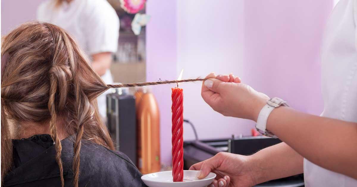 Da li biste probali šišanje svećom(velaterapija)?
