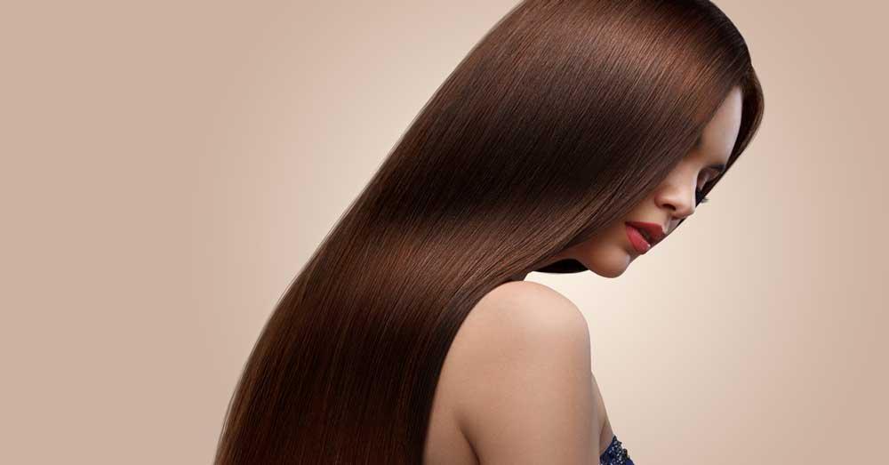 čokoladna kesten boja kose