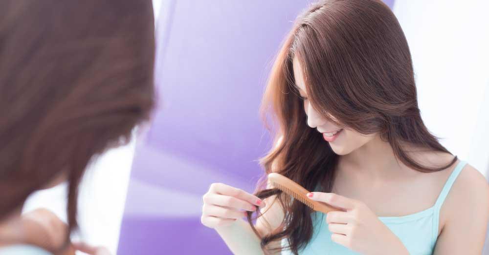 češljanje kose greške
