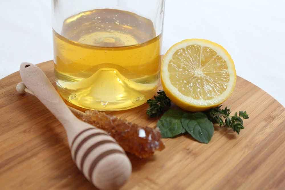 maska za kosu od meda i limuna