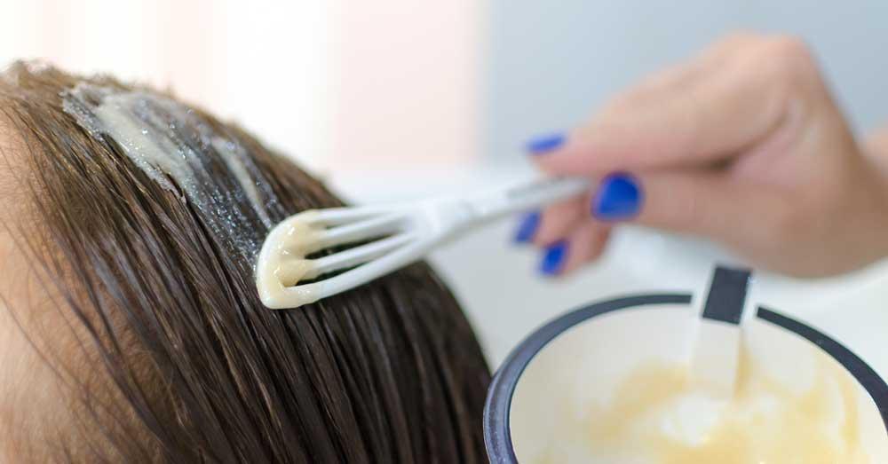 pakovanje za kosu protiv opadanja