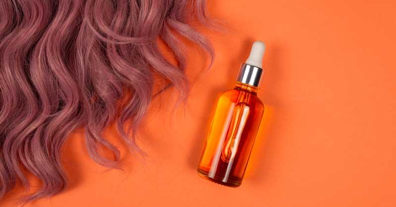 palmino ulje za sjaj kose