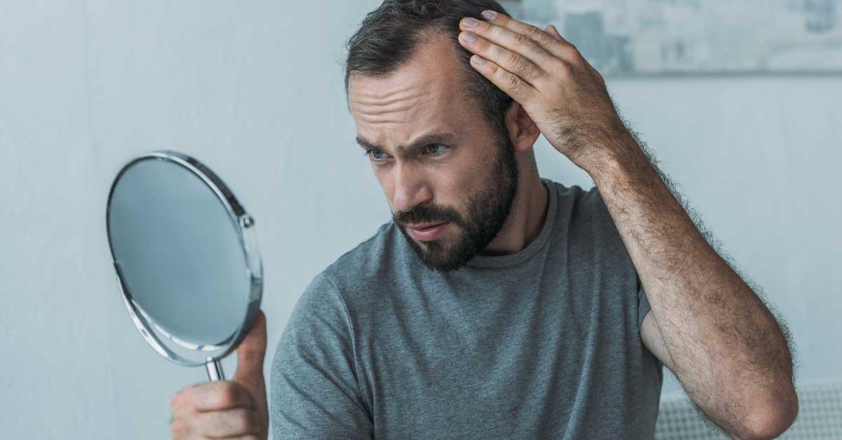 Kako ubrzati ponovni rast kose kod muškaraca?