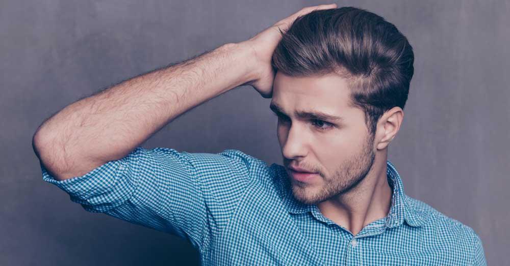 da li je moguć ponovni rast kose kod muškaraca