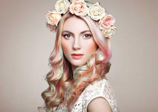 8 top ideja za holografsko farbanje kose!
