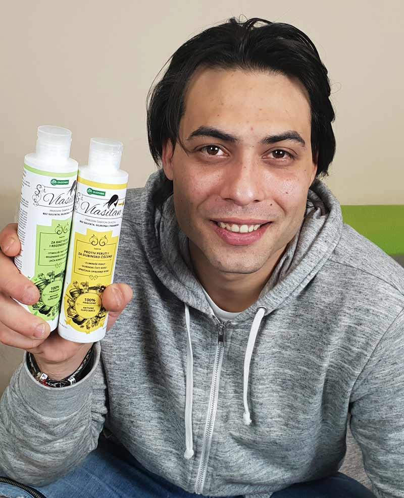 Vlasilan šampon protiv opadanja kose