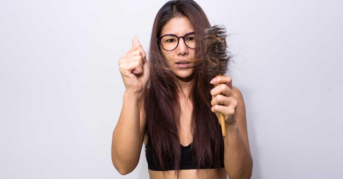 Opadanje kose u pubertetu mogu sprečiti zdrave navike!