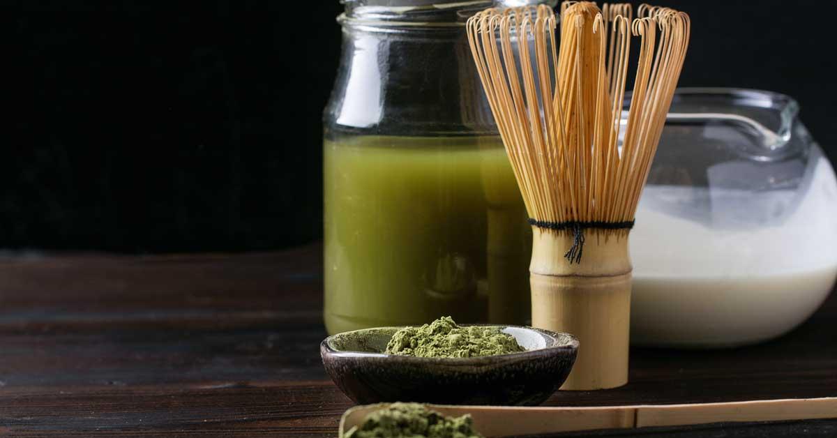 Zeleni čaj za kosu koja se masti i opada!