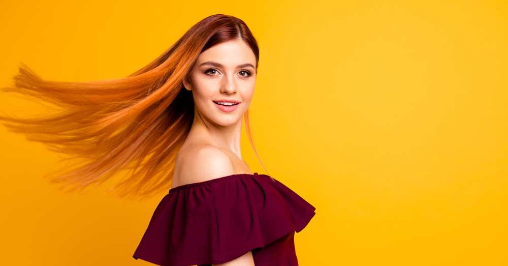 bronzana boja kose nijanse