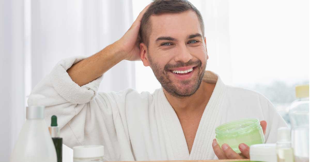 Brilijantin za kosu – omiljen kod muškaraca!