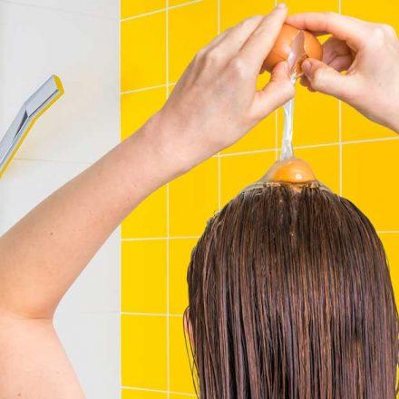 Žumance za kosu – mala pomoć iz kuhinje!