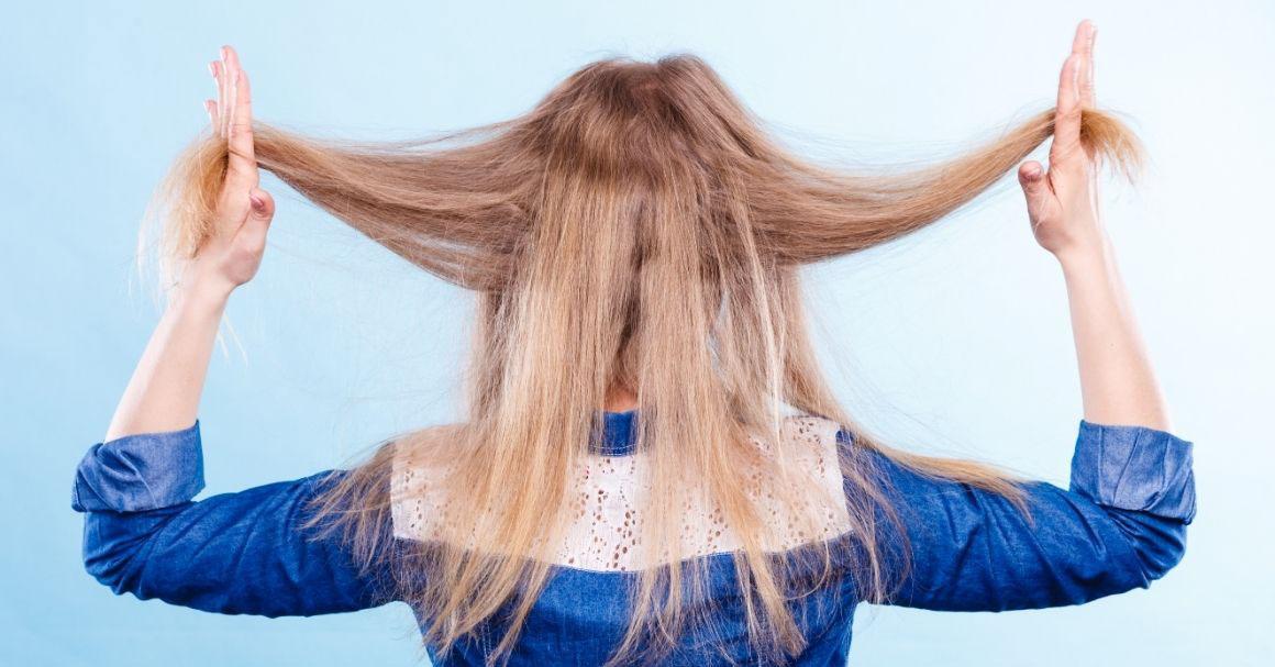 Neka suva kosa kao slama bude zauvek vaša prošlost