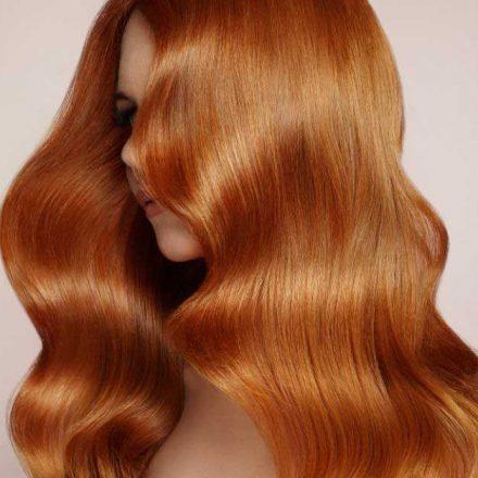 Kajsija boja kose!Promena o kojoj ste maštali!