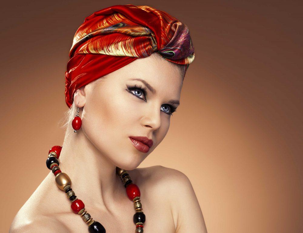 turban za kosu