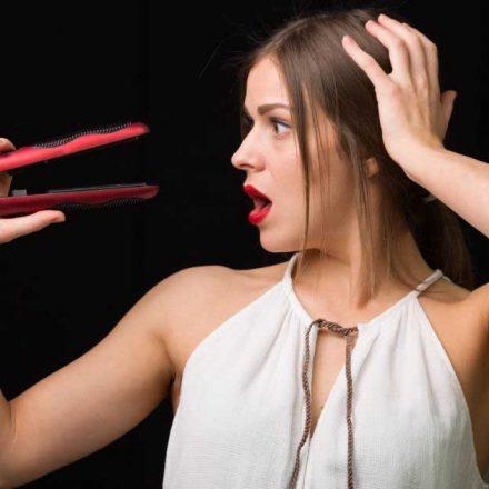 Oštećena kosa od peglanja može da se oporavi!