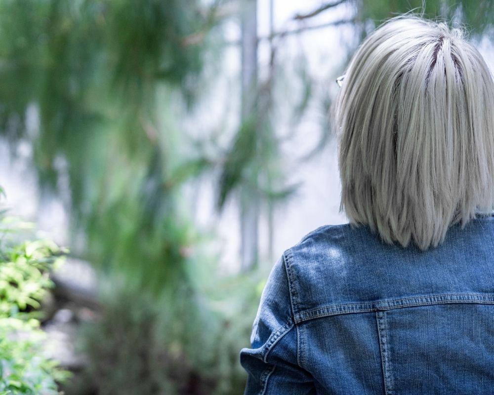 biserno plava boja za kosu