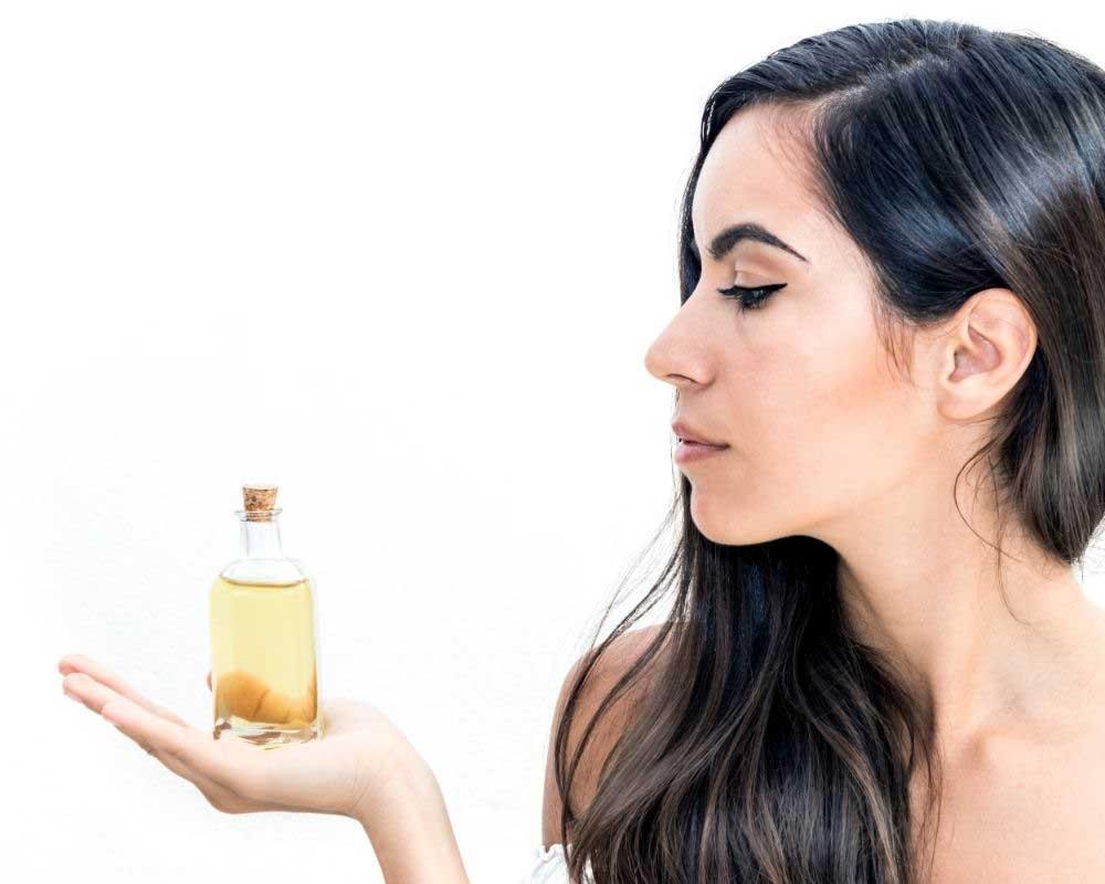 najbolje ulje za suvu kosu