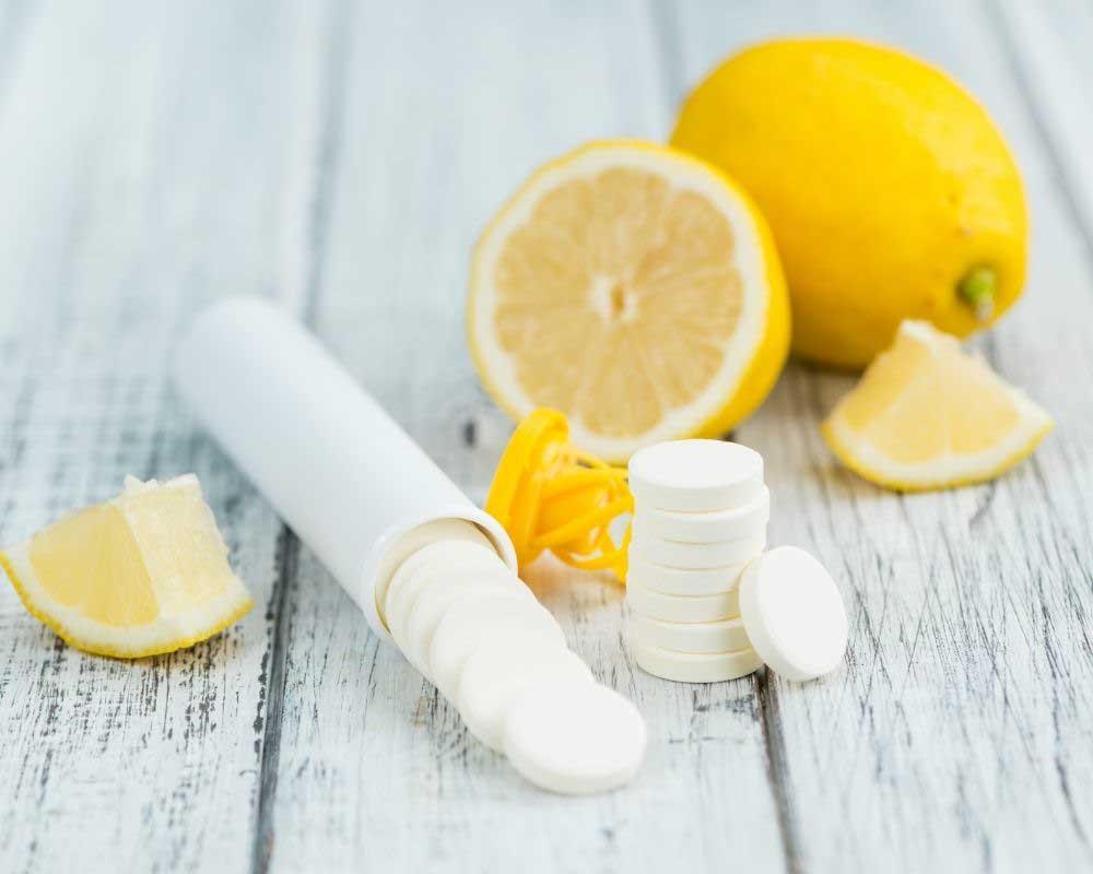vitamin C tablete za kosu