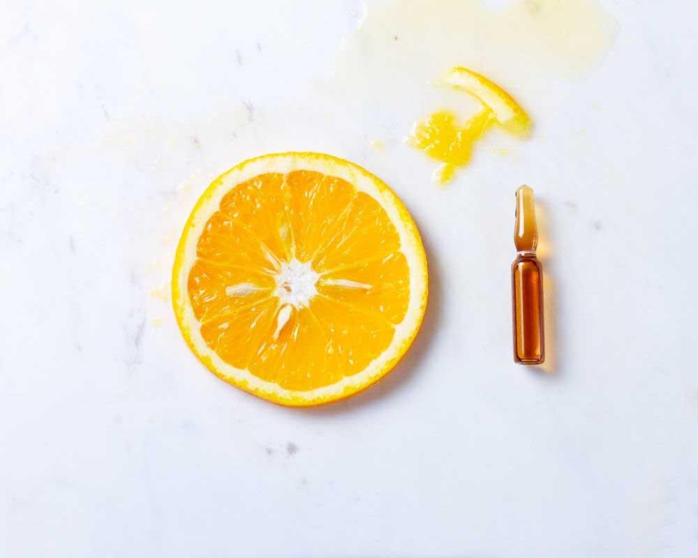 vitamin C ampule za kosu