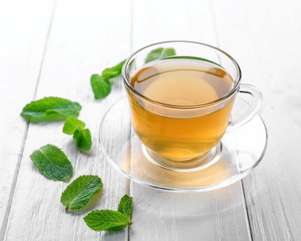 čaj od nane za rast kose