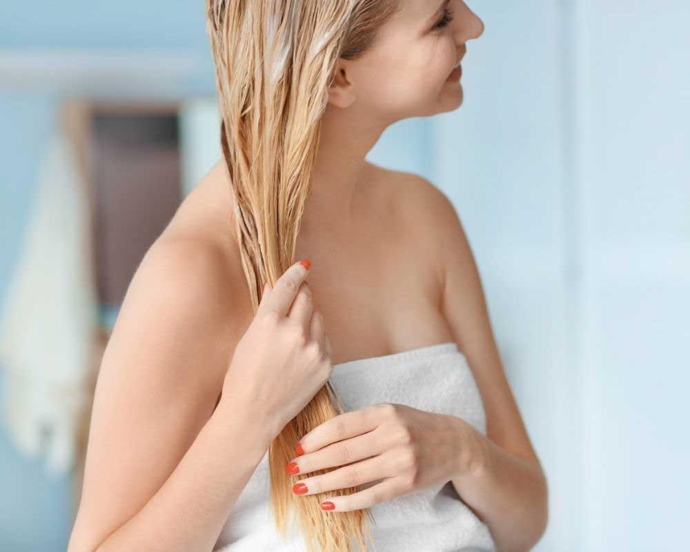 domaća maska za bujniju kosu