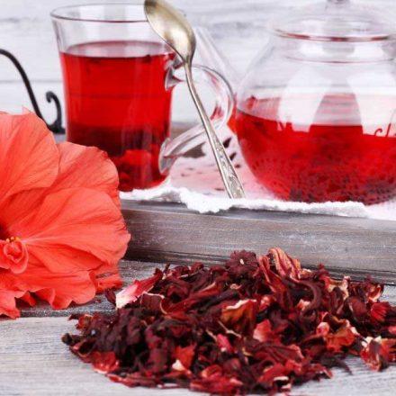 Za brži rast i farbanje, probajte čaj od hibiskusa za kosu!