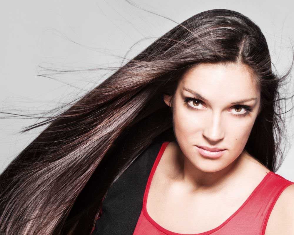 šampon za ravnu kosu