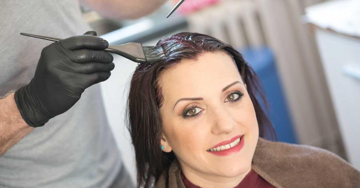 Kako skinuti farbu za kosu sa kože u par minuta?