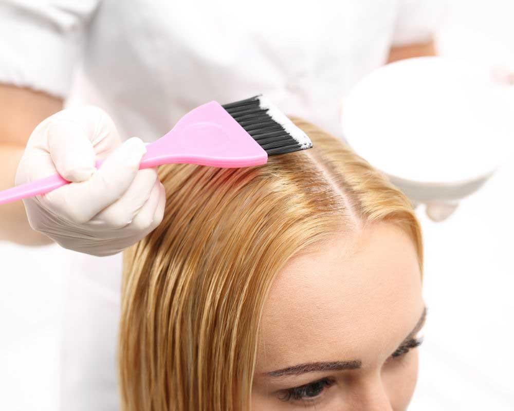 kako skinuti farbu za kosu