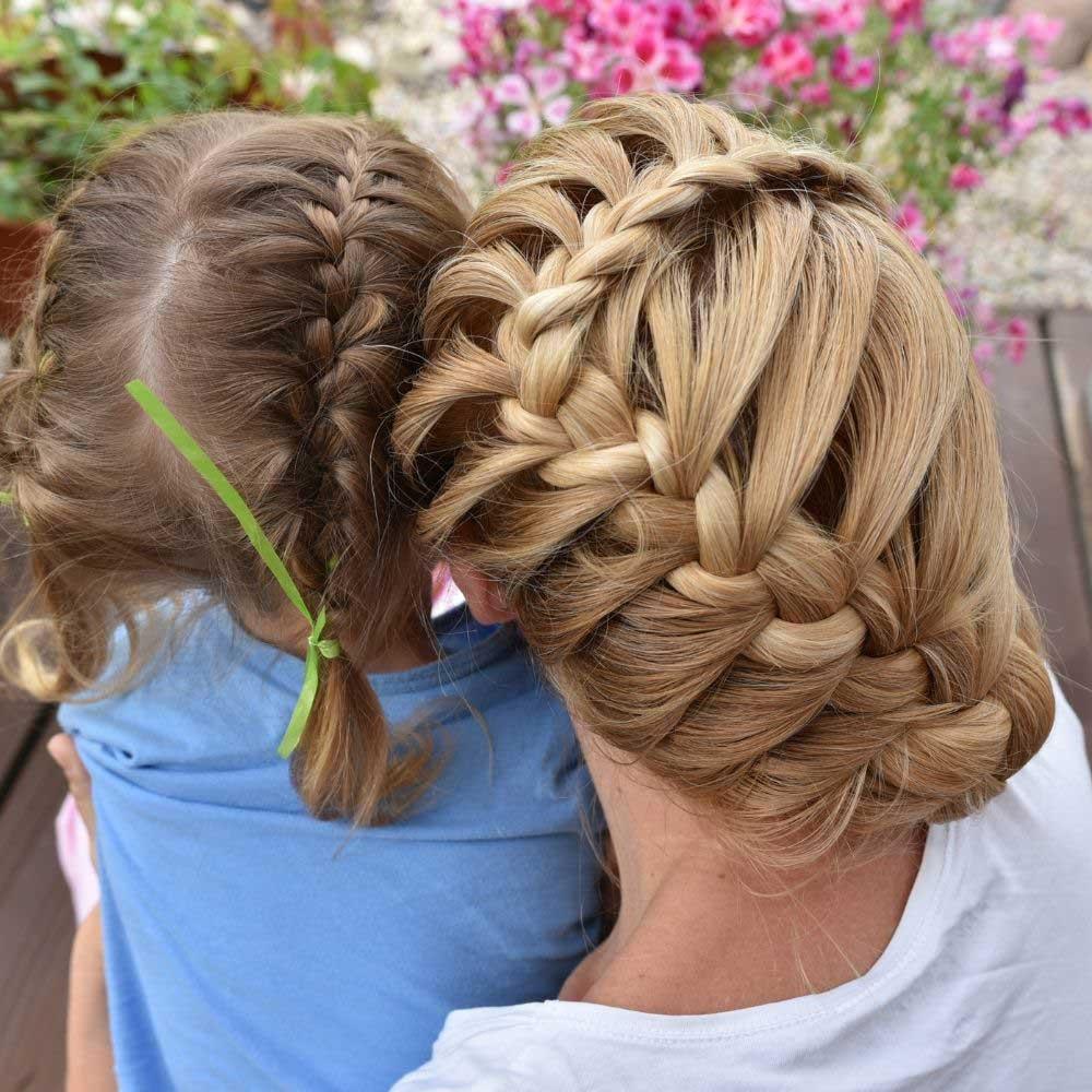 frizure sa kikicama za devojčice